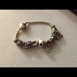 Kay Jewelers Charm Bracelet